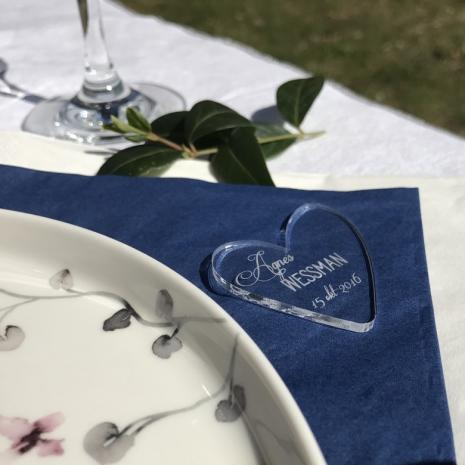 Placeringskort bröllop
