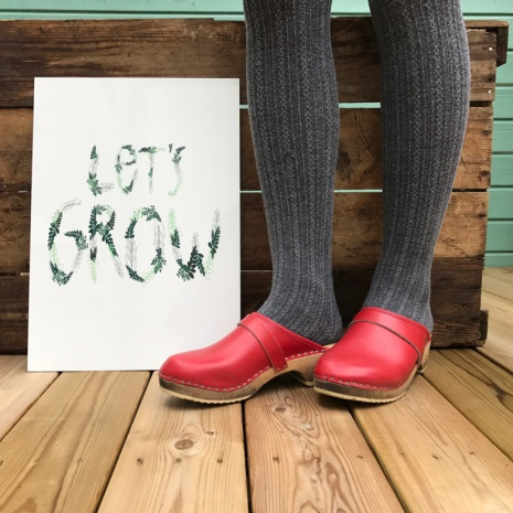Let's Grow - Stina Vingren