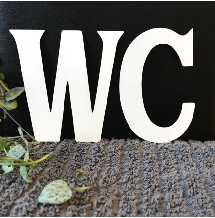 WC - outline